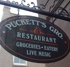 One of Nashville's BEST places to eat!  With Three (3) Locations:  Leiper's Fork, Dowtown Franklin, and Downtown Nashville!
