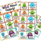 This classroom job display will make your classroom monster-rific!    Included is a classroom jobs header with 24 monster job cards along with a fe...