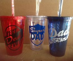 Hey, I found this really awesome Etsy listing at https://www.etsy.com/listing/231210214/vinyl-decal-fathers-day-tumbler