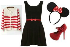 13 Little Black Dress Halloween Costume Ideas - College Fashion
