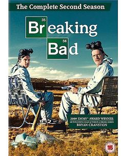 #Breaking bad - season 2 #[dvd] #[2015] used very good,  View more on the LINK: 	http://www.zeppy.io/product/gb/2/222165491184/