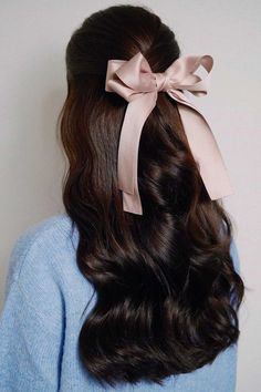 Brown Hair Shades, Brown Hair Colors, Hair Colour, Balayage Color, Balayage Hair, Perfect Brunette, Hair Ribbons, Dyed Hair, Cool Hairstyles