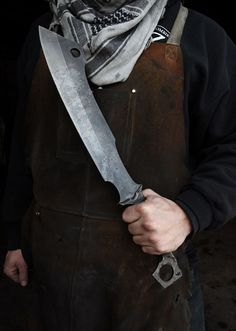 http://www.bkgfactory.com/category/Knife/ Single edged blades make me happy