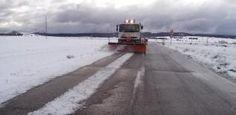 Las carreteras del Noroeste, en perfecto estado tras las nevadas