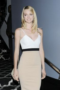 Saint Laurent On Screen - Lindsay Ellingson