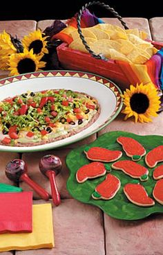 Fiesta Party Ideas from Taste of Home