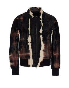 Leather outerwear Men's - NEIL BARRETT