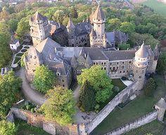 Schloss Braunfels (Braunfels castle) Belzgasse 1, 35619 Braunfels, Lahn-Dill-Kreis, Hesse, Germany
