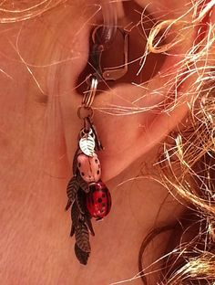 Hearing Aid Jewelry Earrlings Customized Wires Hook by Echoings, $19.97