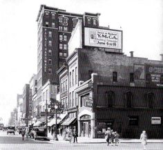 10th and State Streets (1920's)