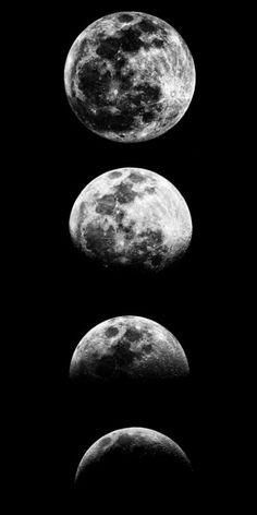 Lunar cycle by varun kumar agarwal the cosmos в 2019 г. Dark Wallpaper, Galaxy Wallpaper, Wallpaper Backgrounds, Tree Life Cycle, Moon Photography, Beautiful Moon, Moon Art, Graphic Design Posters, Wall Collage