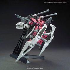HG 1/144 Ryusei-Go (Graze Custom II) Runner Preview