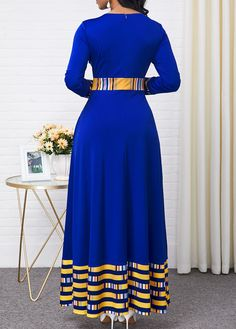 Fantastic are offered on our site. look at this and you wont be sorry you did. African Maxi Dresses, Latest African Fashion Dresses, African Print Fashion, Striped Maxi Dresses, Long Sleeve Maxi, Maxi Dress With Sleeves, Couture, Plus Size Dresses, Kaftan