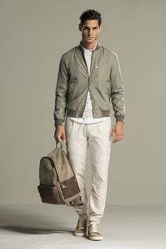 Brunello Cucinelli Spring 2016 Menswear Fashion Show