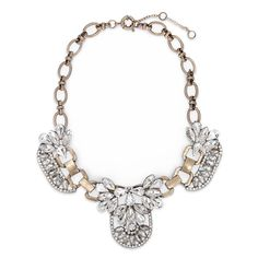 J Crew Inspired Statement Necklace $14.99 #pinkEpromise