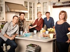 Cast Reunions 2012: Growing Pains- Kirk Cameron, Jeremy Miller, Joanna Kerns, Alan Thicke, Tracey Gold