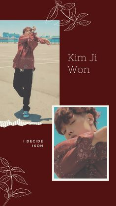 "Stan iKON ♥️ & Seventeen 💎 on Twitter: ""i Decide iKON individual wallpapers. ♥️… """