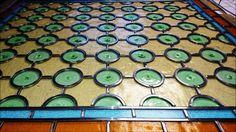 Gomółkowy witraż #glassatelier , #stainedglass , #witraż , #gomółki