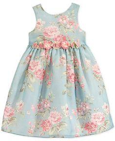 Marmellata Little Girls' Printed Dress - Kids Girls 2-6X - Macy's