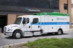 Mobile stroke units shaving crucial minutes off response times in Texas, Ohio
