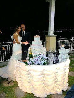 #villagervasio #location #napoli #campania #wedding #matrimonio #sposa #bride #villa #cake #weddingcake