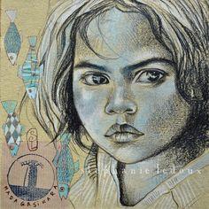 Stéphanie Ledoux - Carnets de voyage: z i n a h
