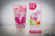 """Masque Gommage Bio """"Sucré frappé"""" de Pulpe de vie http://www.ayanature.com/fr/masques-et-gommages-bio/43-duo-masque-et-gommage-sucre-frappe.html"""