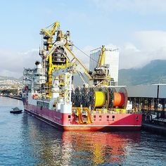 #navistrane #pipelay #offshore #offshorelife #ahts #supply #supplyvessel #harbour #Navigation #navi #officeronwacht #ocean #oceanrig #oilfield #seaman #mariners #ship #vessel #riodejaneiro #triunfo #port #atlantic by giorgissimo10