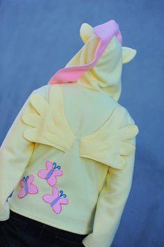 CUSTOM My Little Pony hoodie
