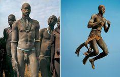 Há ainda um pequeno documentário disponível no canal da National Geographic no Youtube, contando um pouco a história das fotógrafas Carol Beckwith e Angela Fisher e mostrando as tribos (em inglês): http://www.youtube.com/channel/UCpVm7bg6pXKo1Pr6k5kxG9A