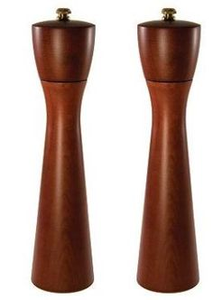 Vic Firth Gourmet Tronco Salt & Pepper Mill Collection