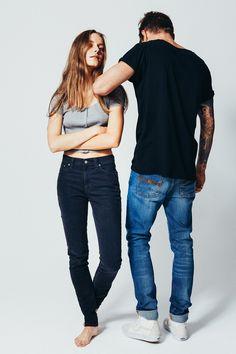 nudie jeans.
