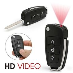 Jansbon 1080P Mini Car Key Nanny Spy Hidden Camera Video Recorder Motion Detection IR Night Vision S820 >>> Check this awesome product by going to the link at the image.