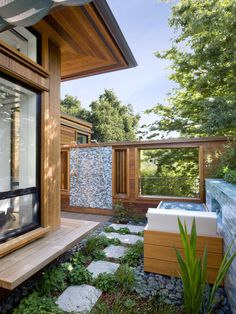 Contemporary Porch Design, Pictures, Remodel, Decor and Ideas