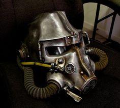 Josh Jay: DIY Fallout 3 Helmet