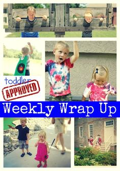 Toddler Approved!: Cool Fourth of July Crafts + Weekly Wrap Up {Kid's Co-op}