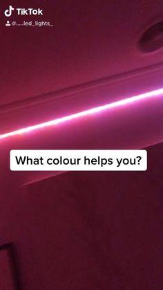 Led Room Lighting, Room Lights, Strip Lighting, Romantic Bedroom Lighting, Cute Room Ideas, Cute Room Decor, Led Light Strips, Rgb Led Strip Lights, Orange Led Lights