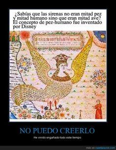 NO PUEDO CREERLO. Derribando mitos. Disney, Pandora, Art, Tinkerbell, Concept, Mermaids, Greece, Culture, Art Background