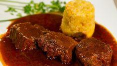 Rezept von Andreas Wojta   3 Stunden/aufwendig Andreas, Meatloaf, Steak, Food, Meat, Eat Lunch, Kochen, Food Food, Food Recipes