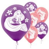 Tangled 12in Latex Balloons - Party City