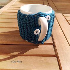 Protège tasse au crochet