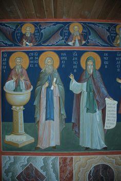Byzantine Icons, Byzantine Art, Roman Church, Eye Details, Church Interior, Orthodox Christianity, Orthodox Icons, Catholic, Saints