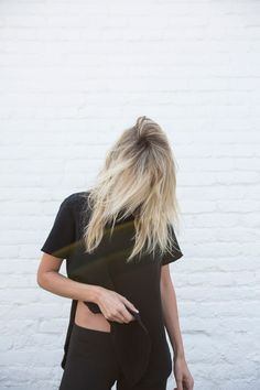 slouchy tee #joahbrown also @ Fier! concept store