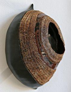 Large Ceramic Wall Pod - Jo Boyer