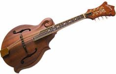 """Mandolin - """"Playing in college bands it seemed everyone played guitar. So I moved to the mandolin making myself more flexible."""""""