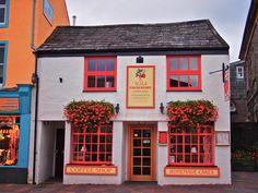 The Wild Strawberry Coffee Shop | Keswick, England