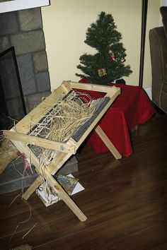 Build a Christmas manger - Food for the Hungry Blog