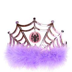 Spider girl tiara