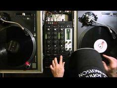 Dj Johnny Hemerson live 80's mix on vinyl - 01