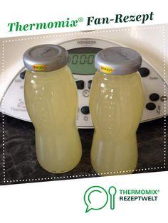 Ingwersirup von Petra3. Ein Thermomix ® Rezept aus der Kategorie Getränke auf www.rezeptwelt.de, der Thermomix ® Community.